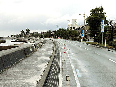 魚津蜃気楼ロード風景街道へ 各種団体が協議会結成