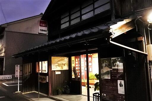 12月7、15日に夜間開館するディーアートギャラリー=福井県越前市神明町