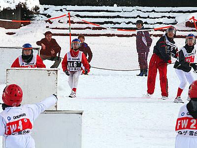 雪合戦、目指せ優勝 1月26日城端で全国小学生大会