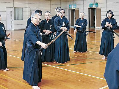 金沢で真剣勝負 来年10月、居合道の全国大会 武家文化残る地