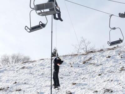 長岡・古志高原スキー場 今シーズンも安全に