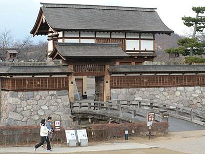 長野市観光客46%減 10月前年比、主要11カ所調査