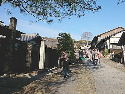 馬籠宿も「日本遺産木曽路」 県境越えて追加登録へ