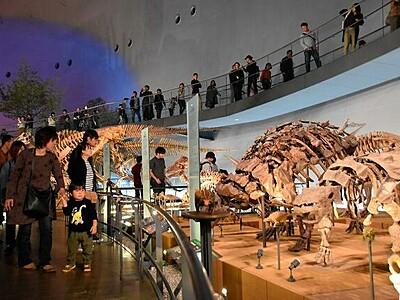 福井県有施設、12月20日からQR決済開始 県立恐竜博物館や県年縞博物館など25施設
