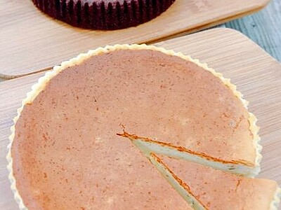 上庄さといもをケーキに 2月から2種を販売 福井・大野