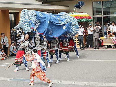 富山の獅子舞 広く発信 プロジェクト代表の大島さん 東京で18日フォーラム