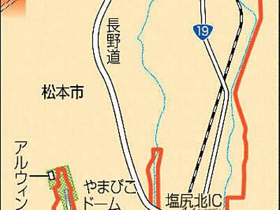 松本マラソン、松本城眺めやすく 新コース発表