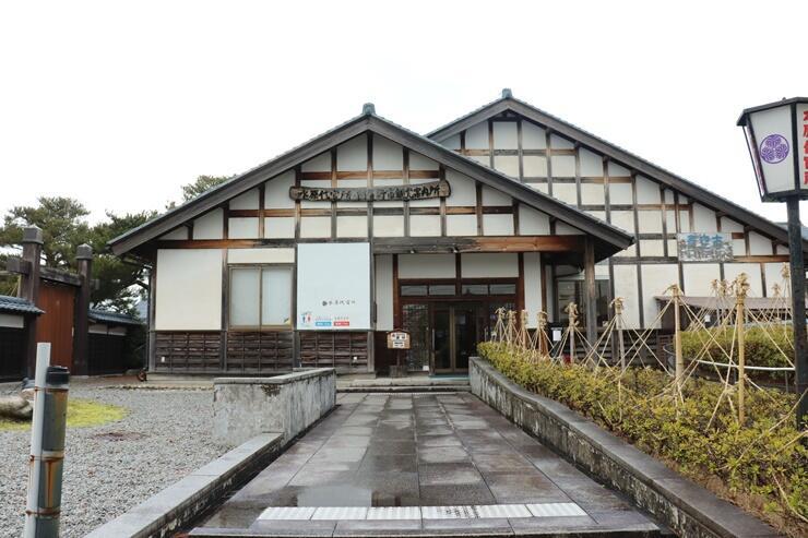 リニューアルオープンする水原ふるさと農業歴史資料館=新潟県阿賀野市
