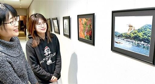 「KYOYO倶楽部」の第22回作品展=福井県鯖江市文化の館