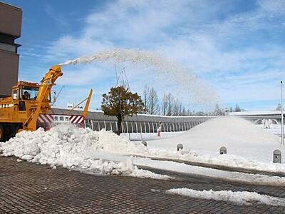 「長岡雪しか祭り」2月15、16日開催