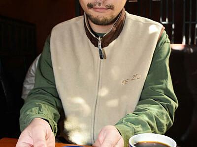 安曇野リンゴのご当地コーヒー 松本の喫茶店、開発・販売