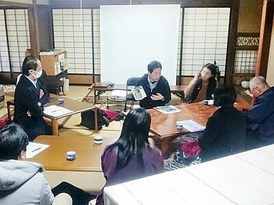空き家再生の事例学ぶ まちづくり講座 福井・小浜