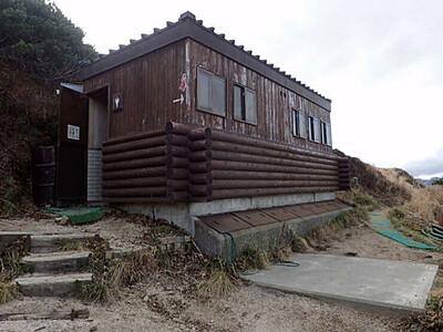 燕岳テント場のトイレ改修へ 外国人登山客ら要望受け