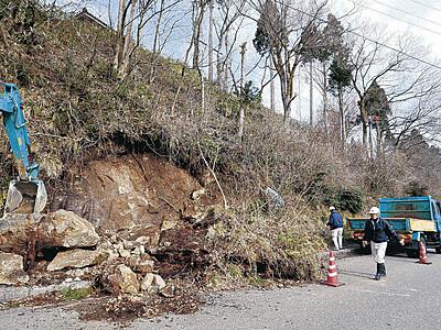 1週間、余震の恐れ 輪島、震度5強 石川県内、人的被害なし