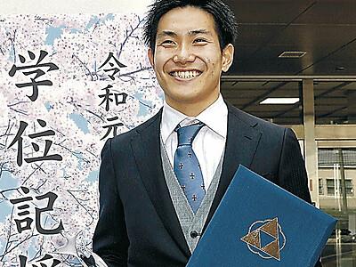 大学卒業、恩返しの五輪に挑む トランポリン・堺選手