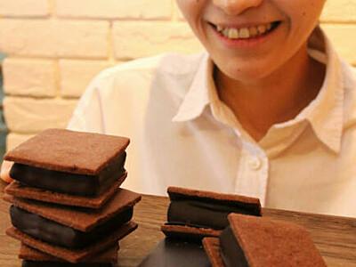 松本駅ビルにチョコレート専門店 県産食材を織り交ぜ