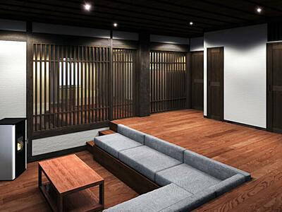 古民家4棟、宿泊施設に改装 茅野で開業へ、サイト開設