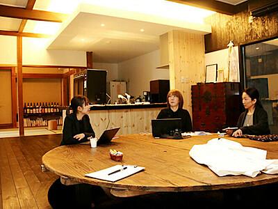 佐久市臼田にモダン「酒蔵ホテル」 宿泊と仕込み体験 5月開業予定