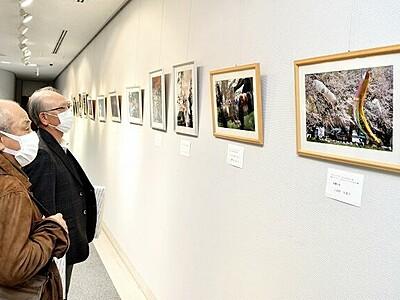 鯖江の魅力写した写真展 入賞作25点を展示