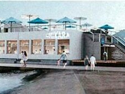 鮮魚で観光、「うみから」来夏開業 福井・高浜町