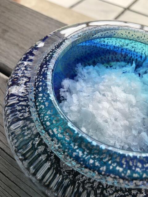 素材のうまみを引き出す優しい味の「百笑の塩」