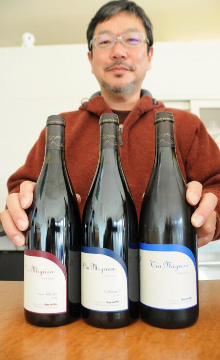 送料無料でワインのセット販売を始めたリュードヴァンの小山社長