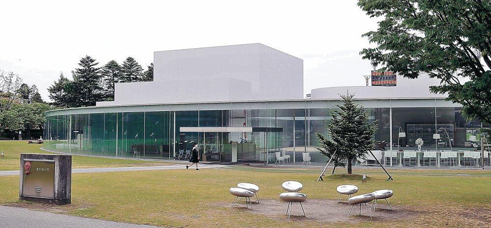 6月27日に全面開館する金沢21世紀美術館