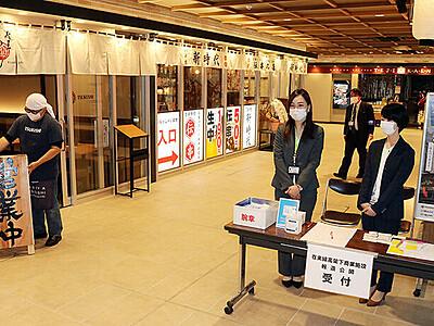 富山駅高架下商業施設、全店そろい1日開業
