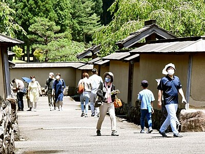 光秀ゆかりの地活況 福井の朝倉氏遺跡、明智神社、称念寺