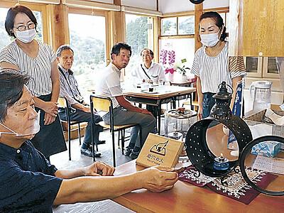 火様カフェでゆったり 「分福茶釜」オープン 七尾・中島町河内