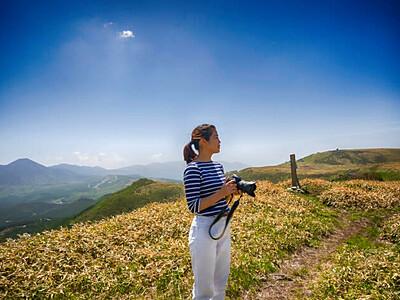 旅先に長和を選んで アウトドア体験、安全「見える化」