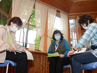 軽井沢で観光×英会話学習 ガイド団体が日本人向けに企画