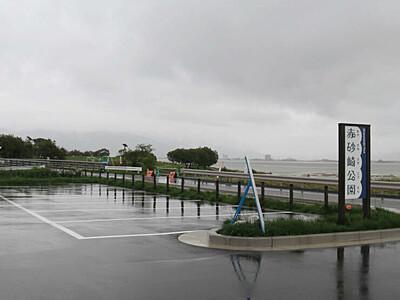 諏訪湖畔に車中泊施設整備へ 下諏訪町、有料で電源提供