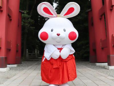 「ミコぴょん」と呼んでね 弥彦村・新キャラの名前決定