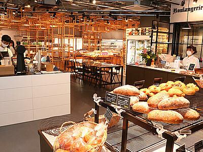 総曲輪に「食の倉庫」誕生 BASEが17日プレオープン