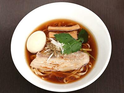 魂込めた「本気麺」味わって 上越・飲食店15店舗が企画