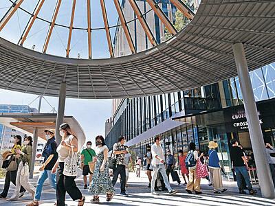 金沢駅西 「クロスゲート金沢」が開業