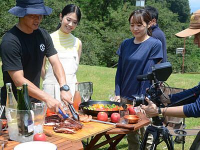シードル発信へポータルサイト 松川町・下條村の3醸造所が準備