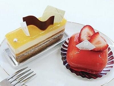 看板商品はレモンケーキ...敦賀市で愛される洋菓子店 「パティスリープルミエ」
