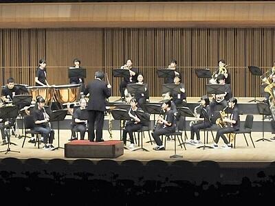 奏でる喜び、福井の小中生表現 福井県立音楽堂で独自祭