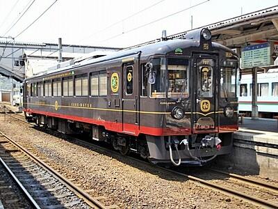 ダイニング列車、小浜線で運行 10月くろまつ号