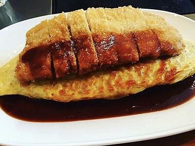 福井県のご当地グルメ「ボルガライス」とは 越前市「ヨコガワ分店」で実食!【ふくジェンヌ】