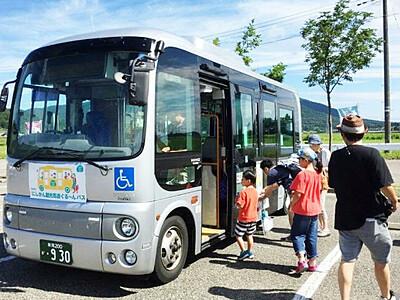 弥彦までぐる~ん 観光周遊バス 新潟・西蒲区