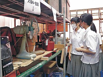 来年の奥能登芸術祭 飯田高生アートに挑む、「大蔵ざらえプロジェクト」