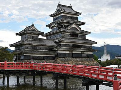 松本城天守、英訳はタワー? 世界遺産登録に向け調査