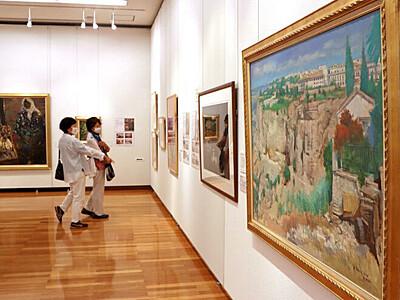 開館25年の歩み 所蔵作品で振り返る 長岡・栃尾美術館