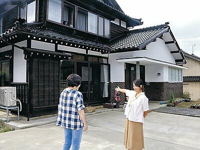 中能登の魅力、農家民宿で発信 福島から移住2年、辻屋さん