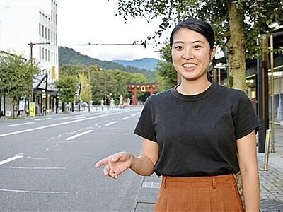 「敦賀おでん」つくりたい 地域おこしに岐阜出身の女性