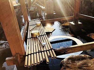 殿様も重宝した名水、飲んでみた 福井県大野市の「御清水」【ふくジェンヌ】