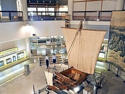みくに龍翔館リニューアルで長期休館に 11月から、再開は2023年度 福井県坂井市